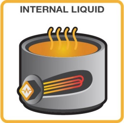 internal liquid watlow