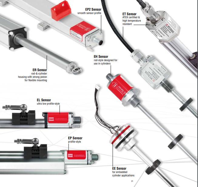 Temposonics E series  MTS Sensor